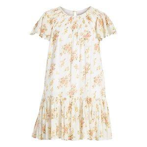 LA VIE REBECCA TAYLOR Madeleine Floral Dress